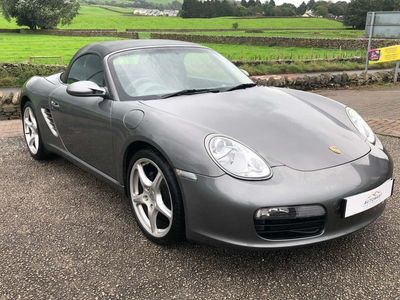 used Porsche Boxster 2.7 987 Tiptronic S 2dr