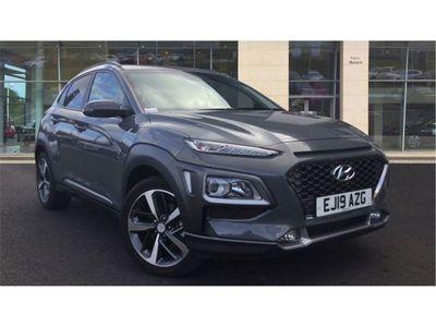 used Hyundai Kona 2019 Wallsend 1.0T GDi Blue Drive Premium 5dr Petrol Hatchback