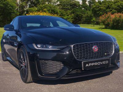 used Jaguar XE 2.0d R-Dynamic S 4dr Auto Diesel Saloon