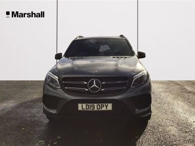 used Mercedes GLE43 AMG GLE4Matic Night Edition 5dr 9G-Tronic