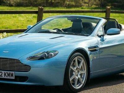 used Aston Martin V8 Vantage 4.3Roadster 2dr