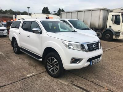 used Nissan Navara Double Cab Pick Up N-Connecta 2.3dCi 190 4WD Auto, 2018, not known, 72536 miles.