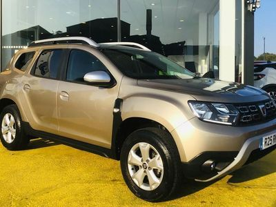 used Dacia Duster 1.6 SCe Comfort 5dr Manual