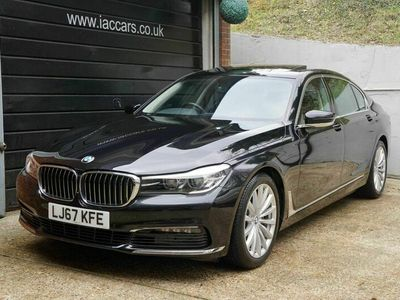 used BMW 730L 7 Series 3.0 d Auto (s/s) 4dr