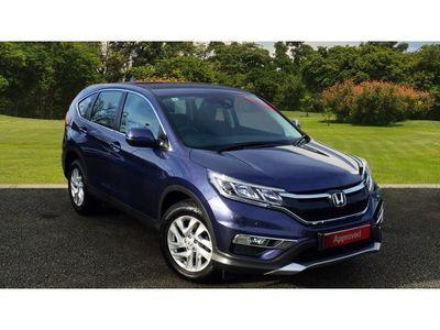 used Honda CR-V 2.0 i-VTEC SE 5dr Auto [Nav/DASP] Petrol Estate