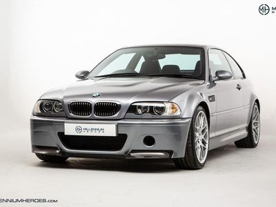used BMW M3 E46CSL // 37K MILES // FULL SERVICE HISTORY // XENONS