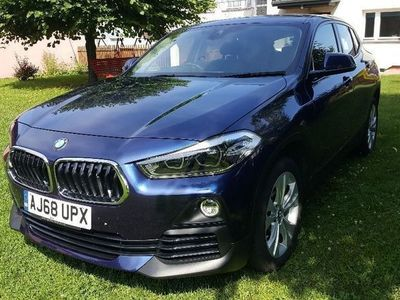 used BMW X2 2.0 18d Sport sDrive (s/s) 5dr
