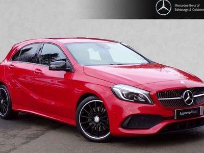 used Mercedes A220 A-Class Hatchd AMG Line Premium 2.2 5dr