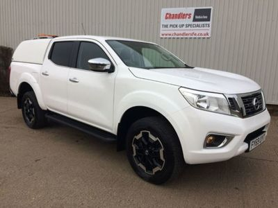 used Nissan Navara Double Cab Pick Up N-Connecta 2.3dCi 190 TT 4WD