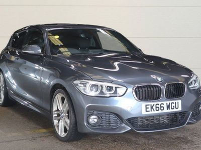 used BMW 118 1 Series 2.0 d M Sport Auto (s/s) 3dr