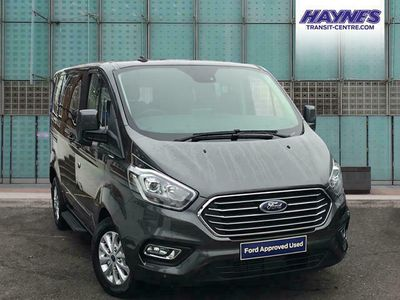 used Ford Custom Tourneo1.0 EcoBoost PHEV 126ps L/R 8 Seater Titanium Auto
