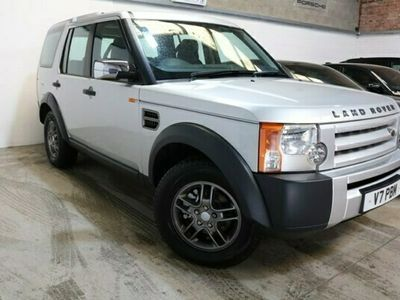 used Land Rover Discovery 2.7 Td V6 5 seat 5dr