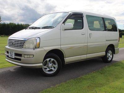 used Toyota HiAce 2.7 REGIUS 5d
