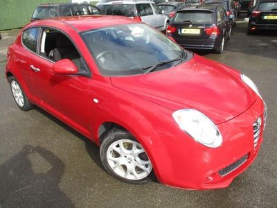 used Alfa Romeo MiTo LUSSO TB 120 BHP MY DAUGHTERS CAR FOR THE LAST 5 YEARS ISH 3-Door