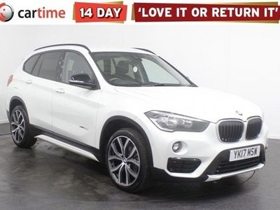used BMW X1 SDRIVE18D SPORT AUTO Your dream car can become a reality with cartime's fantastic finance deals.