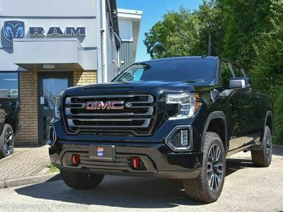 used GMC Sierra AT4 4x4 5.3 4dr