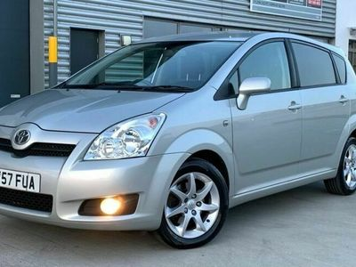 used Toyota Corolla Verso 2.2 D-4D SR 5dr