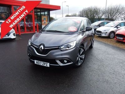 used Renault Scénic 1.5 DYNAMIQUE NAV DCI 5d 109 BHP