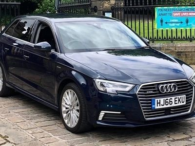 used Audi A3 e-tron 1.4 TFSI 5dr S Tronic *LOW MILES*HEATED SEATS*