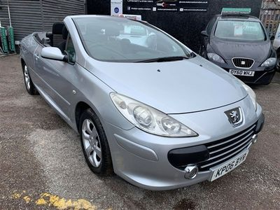 used Peugeot 307 CC S COUPE 2-Door