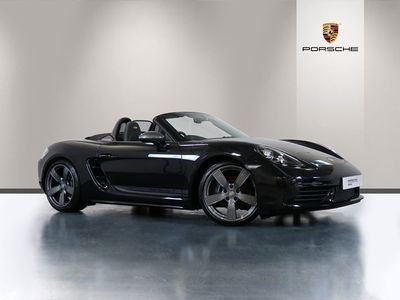 used Porsche 718 Boxster 2.0 T roadster