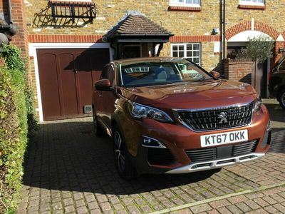 used Peugeot 3008 1.6 THP Allure EAT (s/s) 5dr