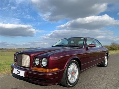 used Bentley Continental ContinentalR