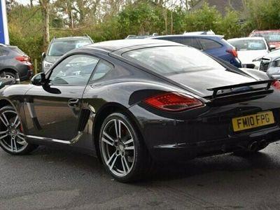used Porsche Cayman 3.4 S 2-Door