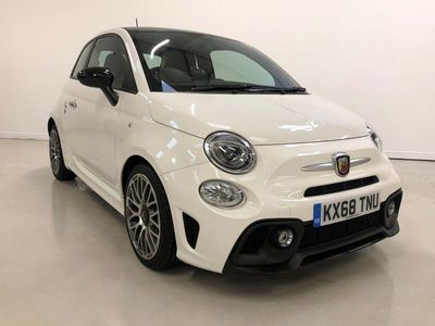 used Abarth 595 1.4 T-Jet 70th Hatchback 3dr Petrol (145 ps)