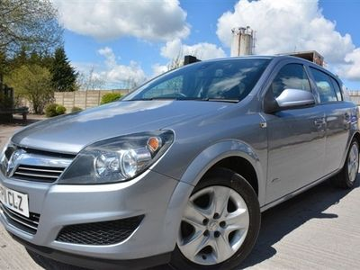 used Vauxhall Astra 1.6 ACTIVE 5d 113 BHP FULL SERVICE HISTORY*12 MONTHS MOT