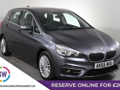 used BMW 216 Active Tourer 2 Series D LUXURY 1.5 5dr