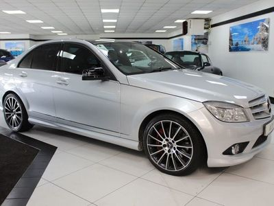 used Mercedes C350 C-Class 3.0CDI BLUEEFFICIENCY SPORT 4d 231 BHP CRUISE+XENONS+MIRROR PACK+AMG