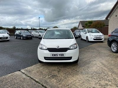 used Skoda Citigo S 12V