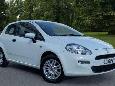used Fiat Punto 1.2 8V Pop Hatchback 3dr Petrol (69 bhp)
