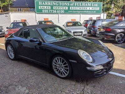 used Porsche 911S 2dr Tiptronic S 3.8