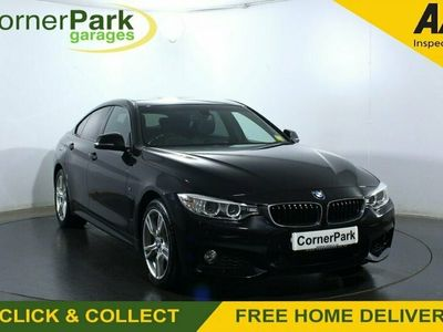 used BMW 420 Gran Coupé 4 Series 2.0 D XDRIVE M SPORT 4d 188 BHP Coupe 2016