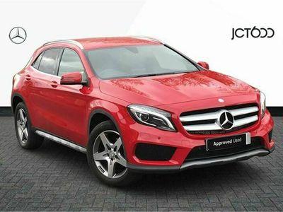 used Mercedes GLA220 4Matic AMG Line 5dr Auto [Premium] 2.2