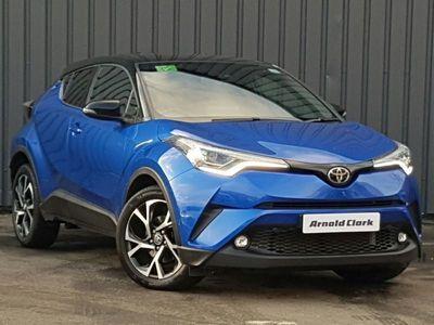 used Toyota C-HR 1.2T Dynamic 5Dr