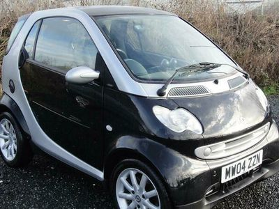 used Smart ForTwo Coupé - Passion 2dr Auto