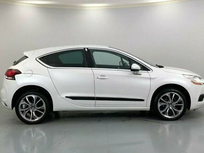 used Citroën DS4 1.6 E-HDI DSTYLE AIRDREAM 5d 110 BHP - Parking Sensor & Cruise Control