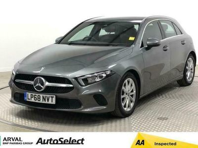 used Mercedes A180 A Class 1.5Sport Hatchback 5dr Diesel 7G-DCT (s/s) (116 ps)
