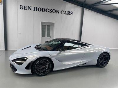 used McLaren 720S 3.8 V8 SSG 2d 711 BHP 2-Door Geneva Motor Show Launch Car!