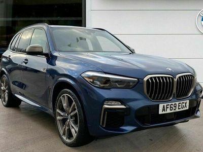 used BMW X5 M50d