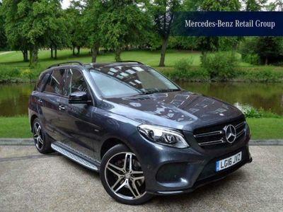 used Mercedes GLE450 AMG GLEAMG 4Matic Premium Plus 5dr 9G-Tronic