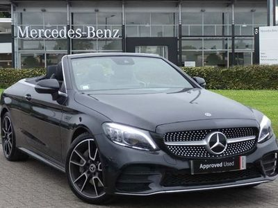 used Mercedes C300 C ClassAMG Line Premium 2dr 9G-Tronic 2.0