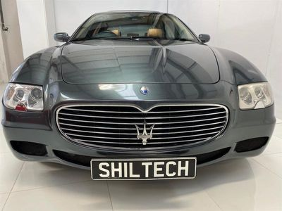 used Maserati Quattroporte 4.2 2005 55 MY06 UK RHD Only 54525 Miles Huge Specification! Amazing History and recent Service!