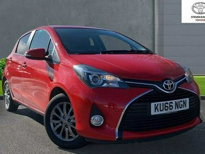 used Toyota Yaris 1.33 Icon 5-Dr