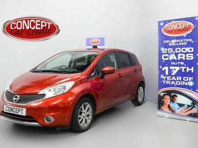 used Nissan Note 1.5 DCI ACENTA PREMIUM 5d 90 BHP