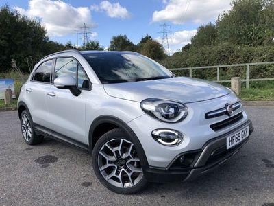 used Fiat 500X 1.0 Cross Plus 5dr hatchback