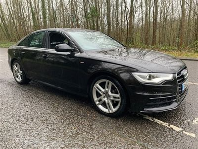 used Audi A6 Saloon 2.0 TDI ultra S line (s/s) 4dr